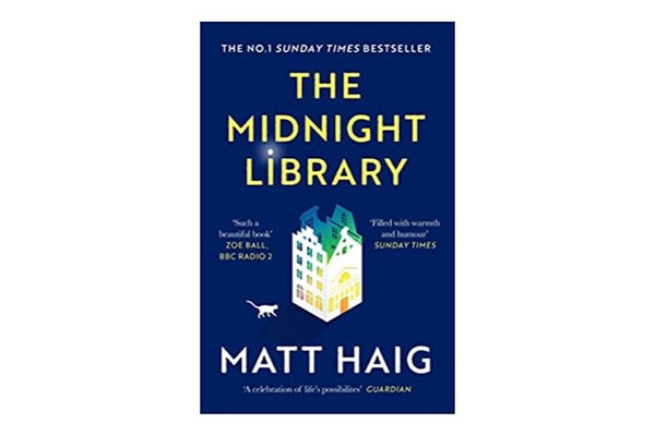 The Midnight Library by Matt Haig - Book Review