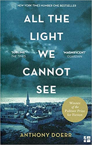 All the Light We Cannot See by Anthony Doerr Book on Amazon
