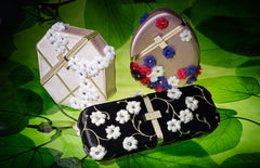 Stacy Chan Blooms Clutch Bag Collection