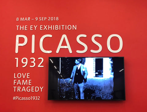 Picasso 1932 Exhibition Tate Modern London
