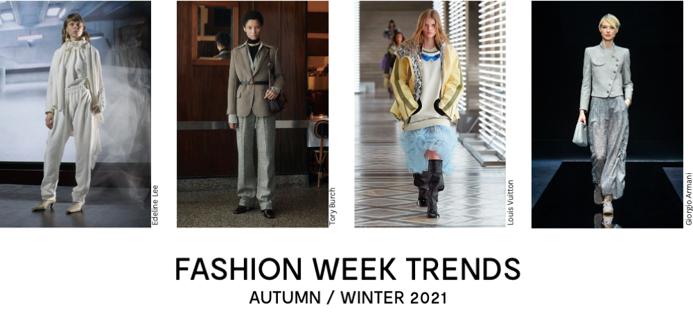 Fashion Week Trends AW21 Designers Autumn Winter 2021 Style