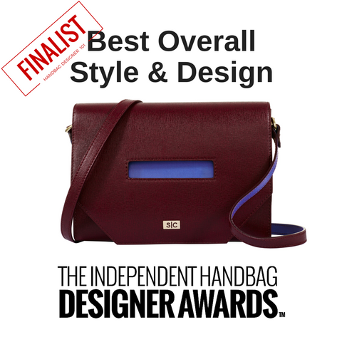 Stacy Chan Designer Handbag Finalist Independent Handbag Designer Award Best Overall Design
