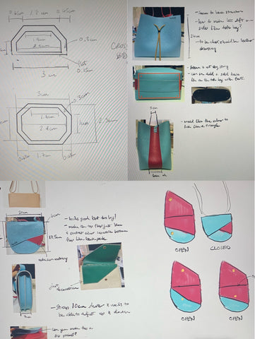 Handbag Design Comments - Stacy Chan