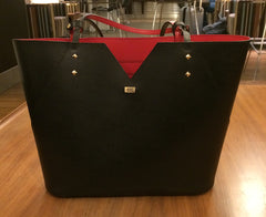 Stacy Chan Luxury Leather Tote Bag