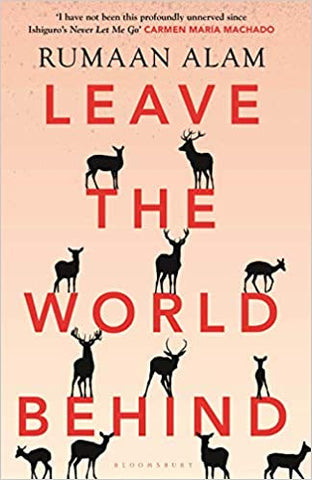 Leave the World Behind by Rumaan Alam on Amazon