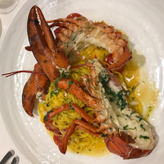 Made in Italy - Favourite Meals Lobster Tagliatelle