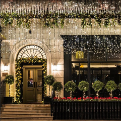 Mortons Private Members Club - Christmas Bazaar Decorations