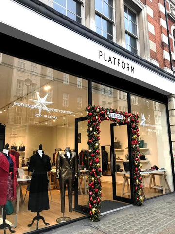 PLATFORM Emerging Designer Pop Up Shop London