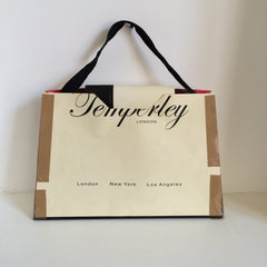 Paper Mock-Up of Stacy Chan Amy Tote Bag