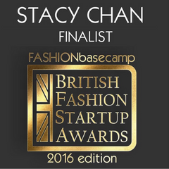 British Fashion Startup Awards Finalist - Handbag Designer Stacy Chan