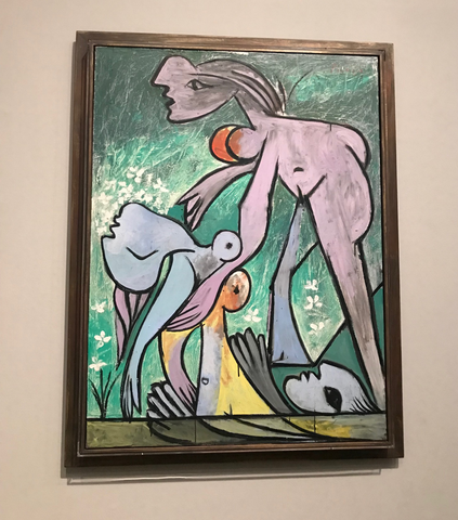 Picasso 1932 Tate Modern The Rescue
