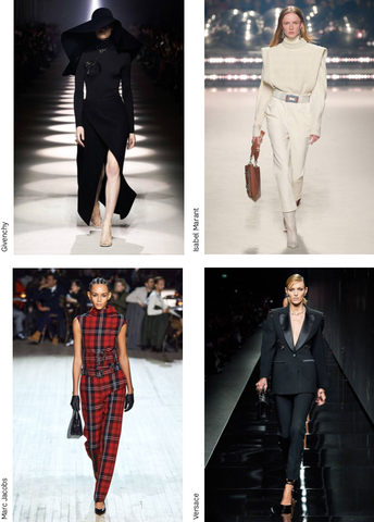 AW20 Fashion Week Trends - Stacy Chan