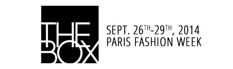 Stacy Chan Clutch Bags Exhibiting at The Box Paris Fashion Week