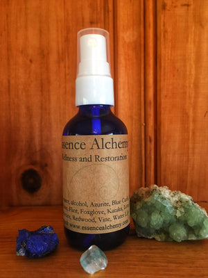 Wellness and Restoration 2oz