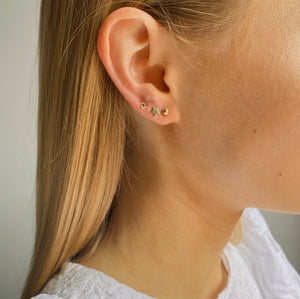 14kt Gold Filled Ball Studs