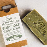 Load image into Gallery viewer, Fiáin Shea Butter Body Soap