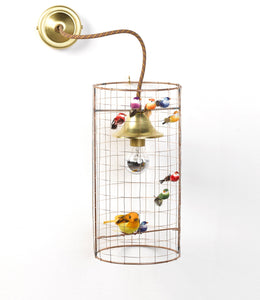 Mathieu Challieres Bird Lamp Mini  (A8ET6) - MoMuse Jewellery