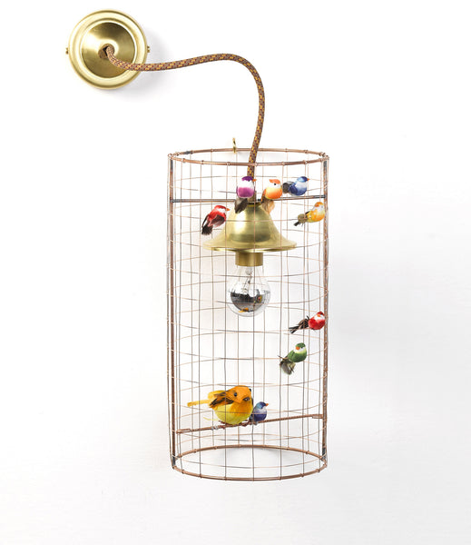 Mathieu Challieres Bird Lamp Mini  (A8ET6)
