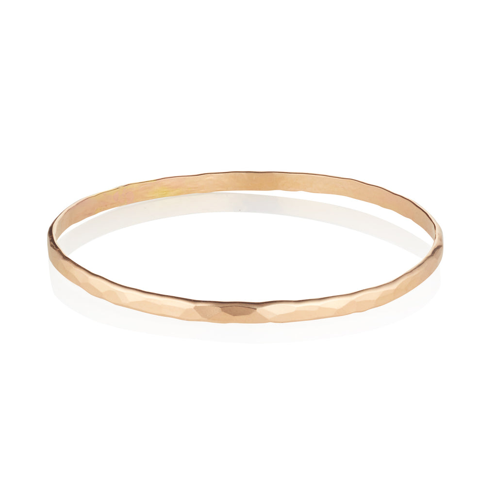 14kt Gold Filled Bangle - MoMuse Jewellery