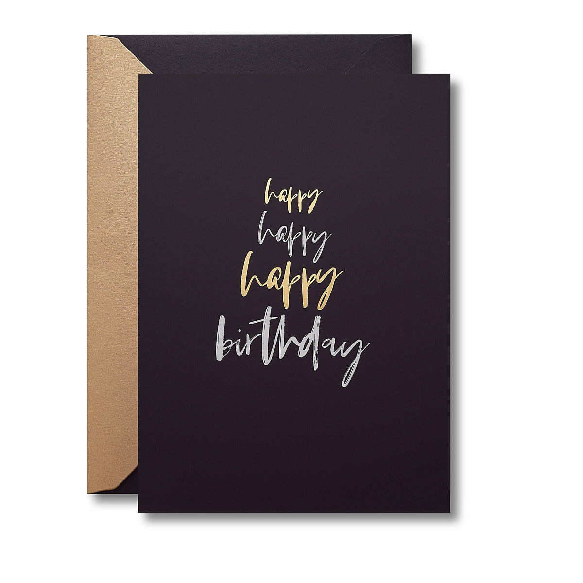 Happy Birthday Card - MoMuse Jewellery