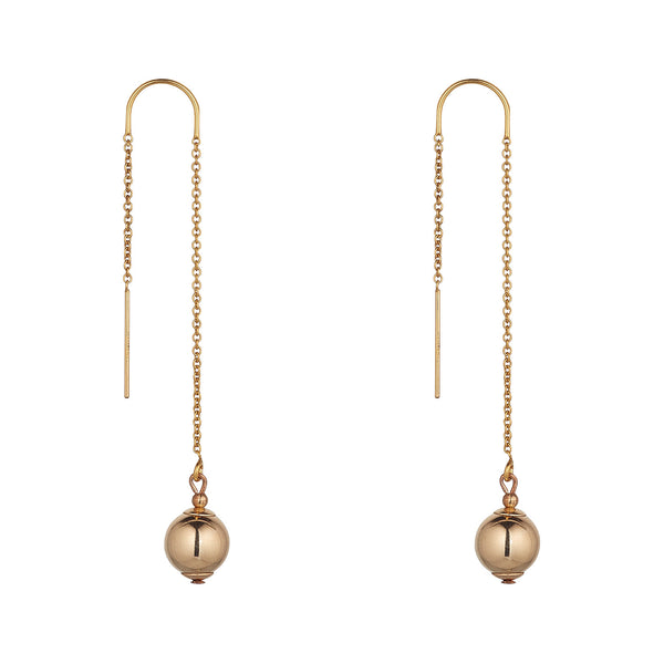 14kt Gold Filled Ball Threaders
