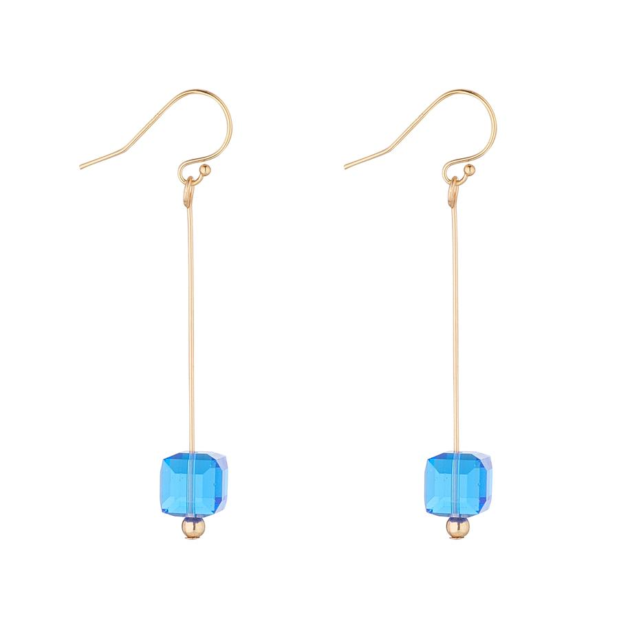14kt Gold Filled Pin Cube Earrings