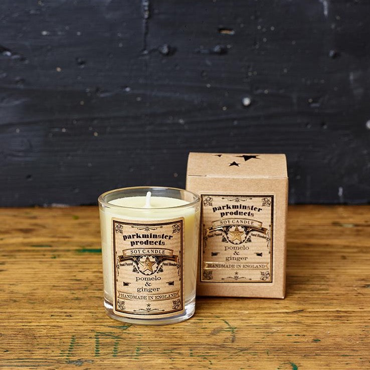 Parkminster Natural Soy Candles Small - MoMuse Jewellery