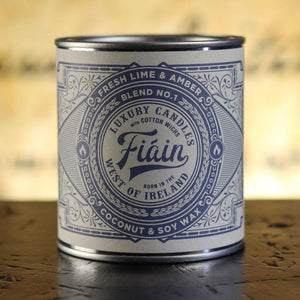 Fiáin Coconut & Soy Wax Candle Large