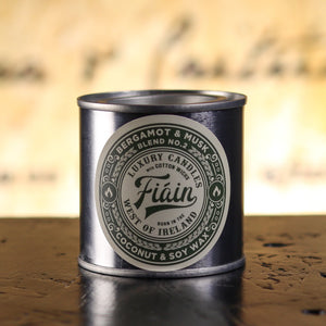 Fiáin Coconut & Soy Wax Candle Small - MoMuse Jewellery