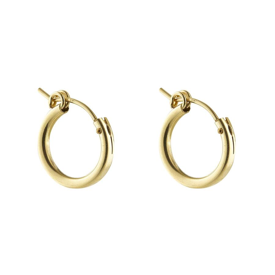 14kt Gold Filled Clip Hoops