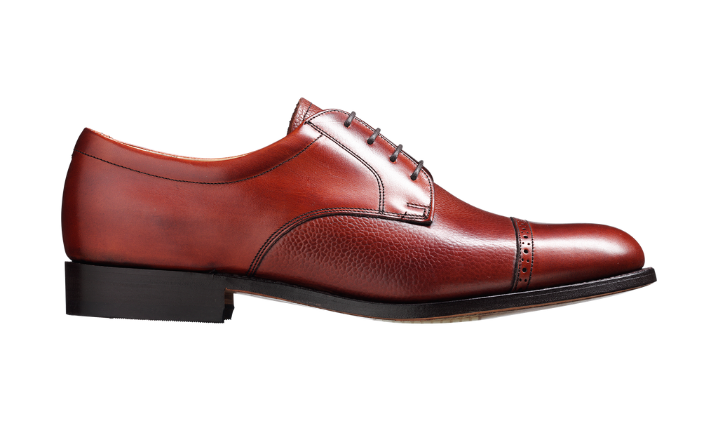 Staines - Rosewood Calf / Grain (Factory Second)
