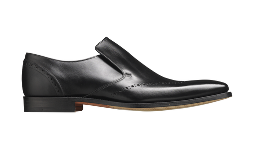 Bourne – Black Calf