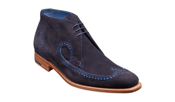 Cooke – Classic Navy Suede