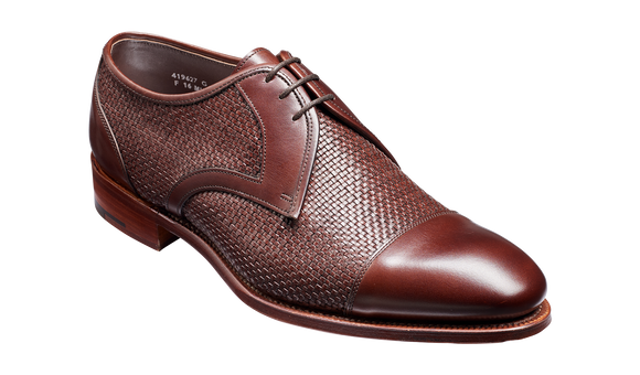 Hartford – Brown Weave / Calf