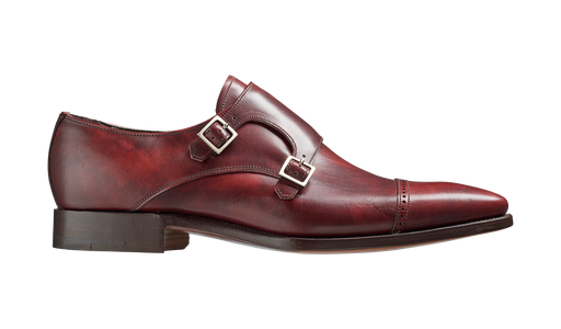 Lancaster – Burgundy Misty Calf