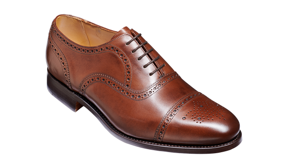 Mirfield - Dark Walnut Calf