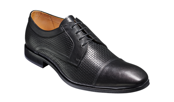Pytchley - Black Calf Weave