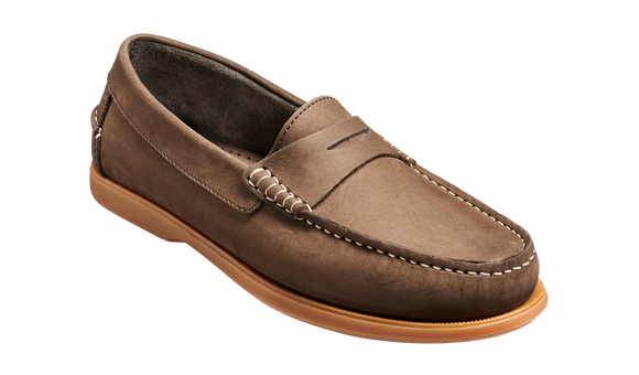Tony - Brown Nubuck
