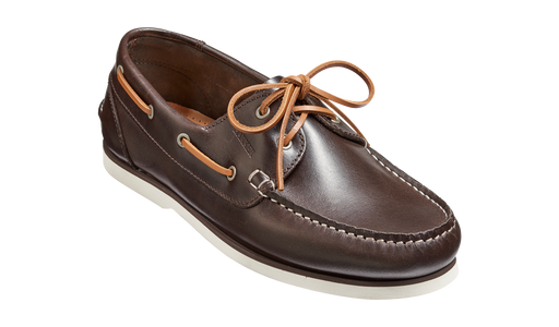 Wallis - Dark Brown Calf