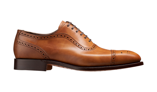 Warrington – Parisan Brown Calf