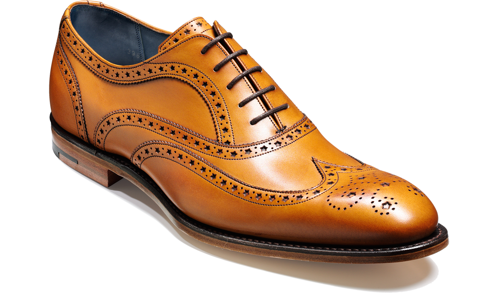 Jensen - Cedar Calf Brown Welt