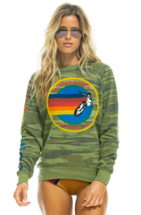 Aviator Nation Crew Sweatshirt