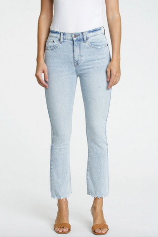 Pistola Lennon High Rise Crop Boot Jeans