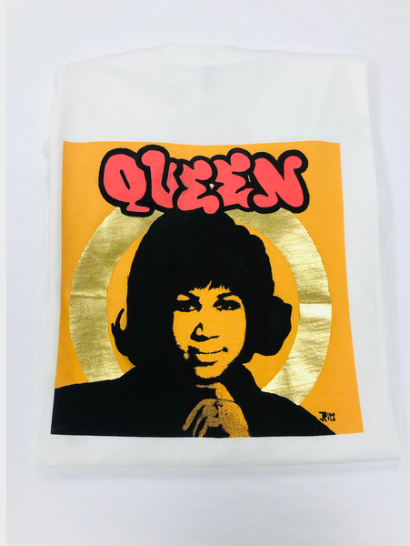 Proof of Concept Aretha Franklin Pima Tee
