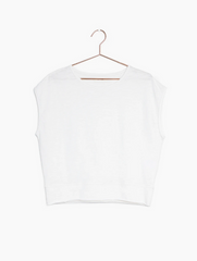 White Noa Top