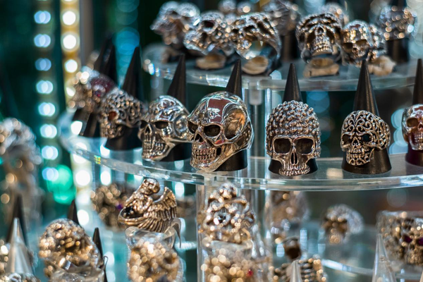 What Does Skull Ring Mean? - Gthic.com - Blog