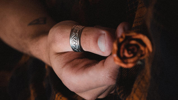 What does it mean when a man wears a thumb ring - Gthic.com - Blog