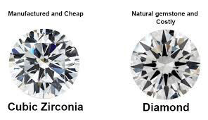 Cubic Zirconia & Diamond - Gthic.com - Blog