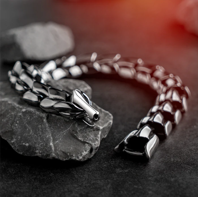 Dragon Bracelet - Ghtic.com - Blog