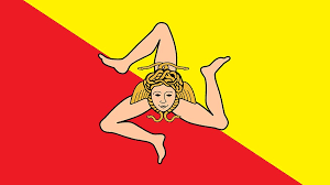 Flag of Sicily - Gthic.com - Blog